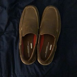Rock port loafers